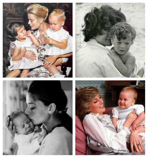 famous mothers. 1