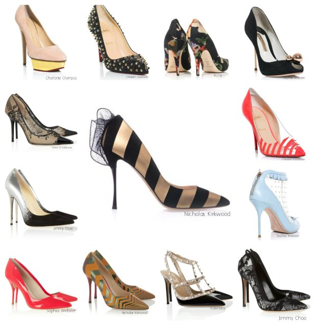 Nab a fab heel via matchesfashions and net-a-porter.com