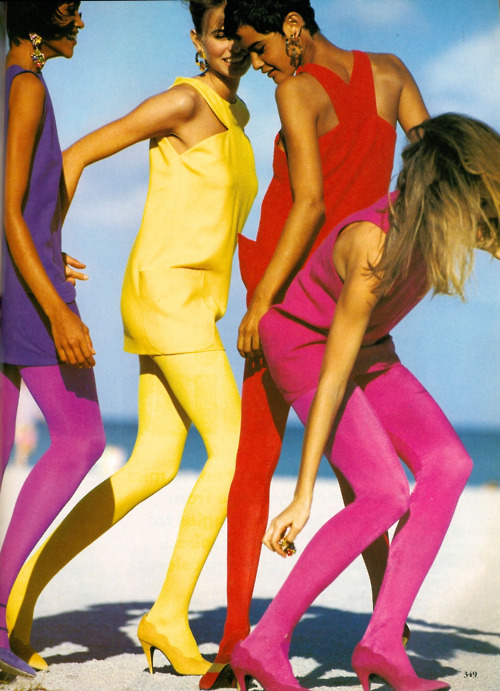 Sooo stunning - 80s US Vogue