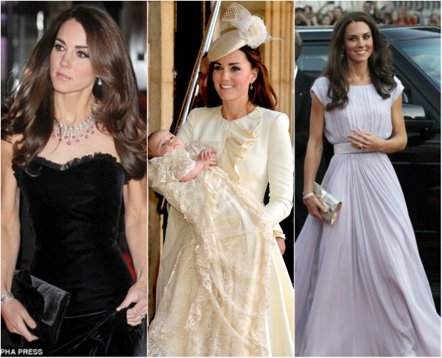 Kate's greatest fashion hits